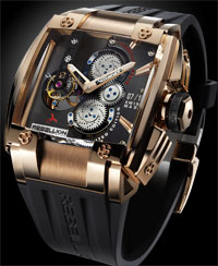 часы Rebellion REB-5 Tourbillon