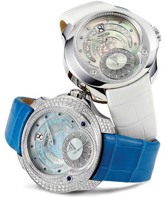 часы FVt28 Jumping Hours Automatique «Ivy Edition»