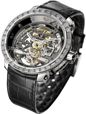 часы Twenty-8-Eight Skeleton Tourbillon