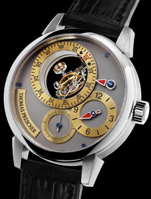 часы Triple Axis Tourbillon Regulator Sport