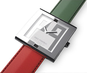 часы Carlo Pignatelli Tricolor Watch limited edition
