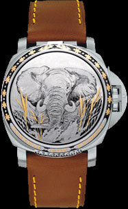 часы Special Edition 2007 Luminor Sealand for Purdey (ref. PAM00832)
