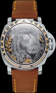 часы Special Edition 2007 Luminor Sealand for Purdey (ref. PAM00831)