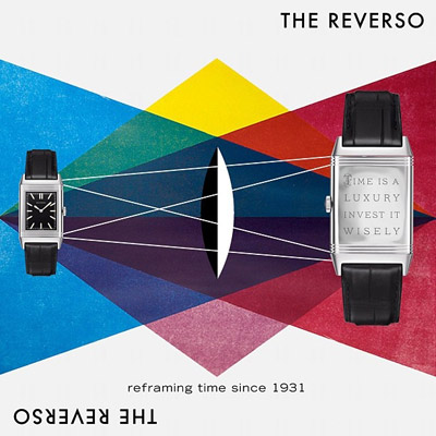 The Reverso, Refraiming Time Since 1931, Kaveh Hearian