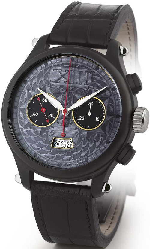 часы Magnificum Chronograph «Black Edition»