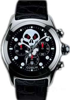 часы Corum Bubble Jolly Roger