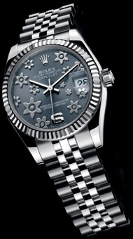 часы Rolex Oyster Perpetual Datejust Lady (Ref. 178274/63160)