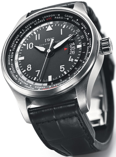 часы Pilot's Watch Worldtimer (Ref: IW326201)