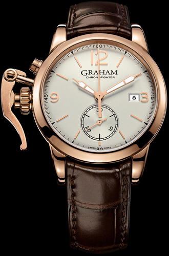 часы Graham Chronofighter 1695 (Ref. 2CXAP.SO3A)