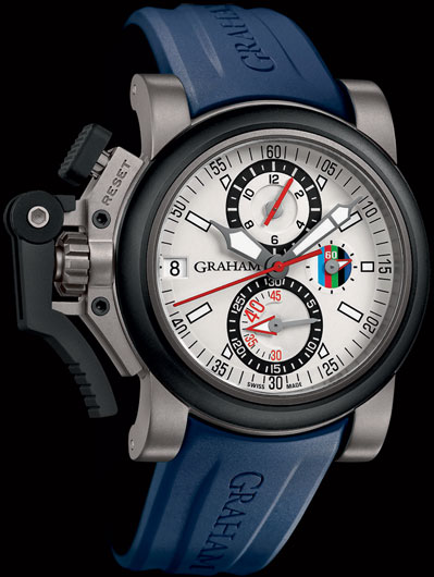 часы Chronofighter Oversize Referee (Ref. 2OVKT.S07A)