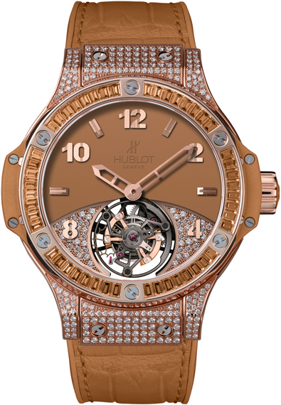 ������� ���� Big Bang Tutti Frutti Tourbillon Ref. 345.PA.5390.LR.0918