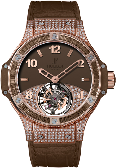 ������� ���� Big Bang Tutti Frutti Tourbillon Ref. 345.PC.5490.LR.0916