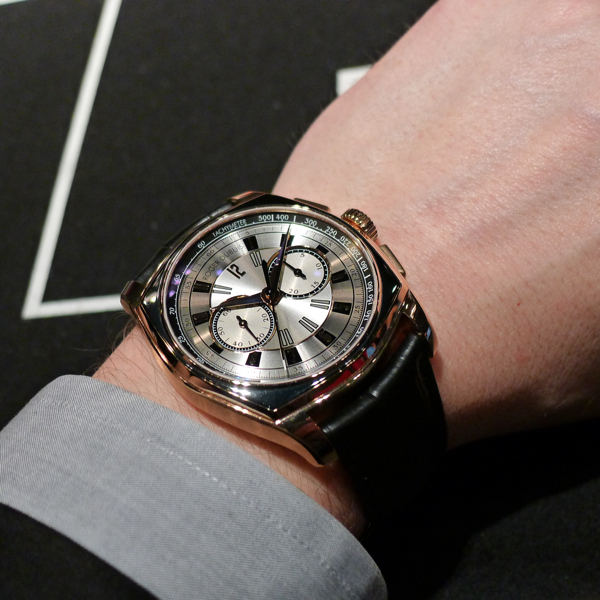Швейцарские часы Roger Dubuis La Monegasque Collection1
