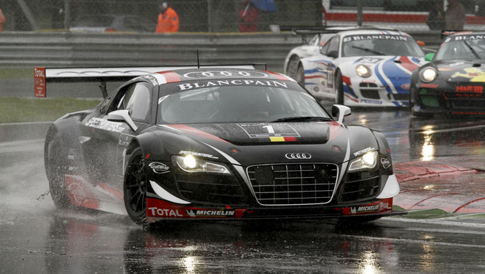 авторалли Blancpain Race Weekends