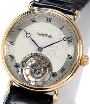 часы Christian Klings