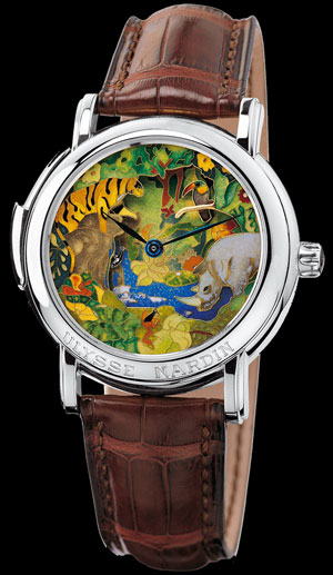 часы Jungle Minute Repeater (ref. 729-20)