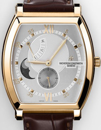 часы Vacheron Constantin Malte Moon Phase and Power-Reserve