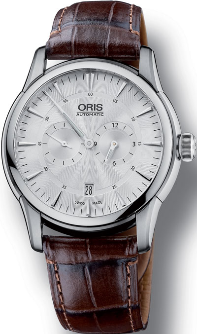 часы Oris Artelier Regulateur (Ref. No. 749 7667 4051)