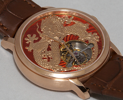 часы Jules Audemars the Year of Dragon Tourbillon