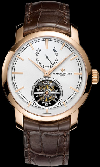 часы Vacheron Constantin Patrimony Traditionnelle 14-day Tourbillon (ref. 89000/000R-9655)