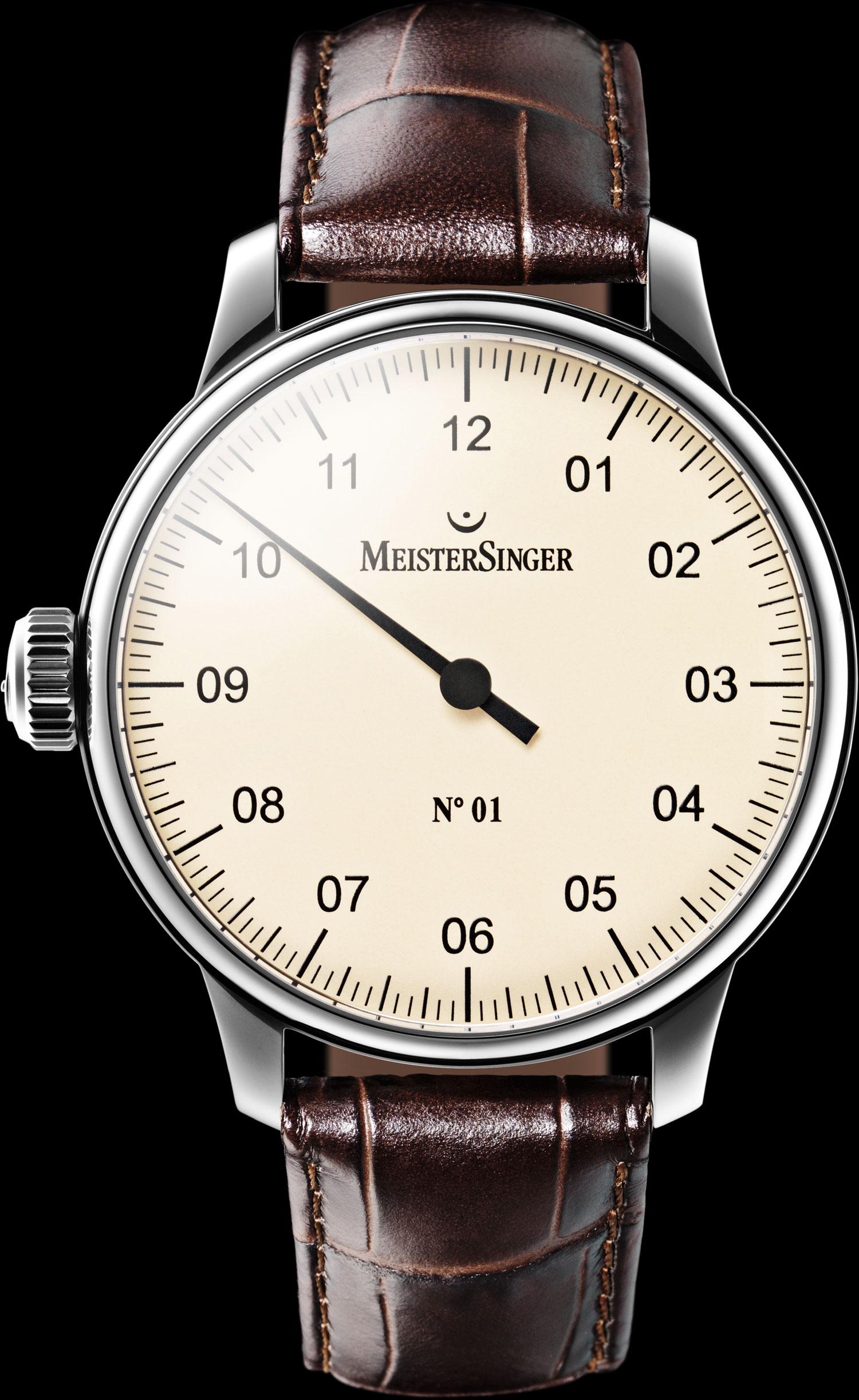29665c276c6747 BaselWorld 2012: компания MeisterSinger представила новинки