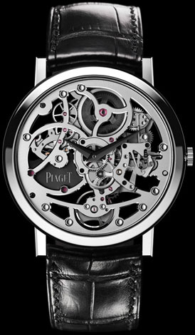 часы Piaget Altiplano Automatic Skeleton (Ref. G0A37132)