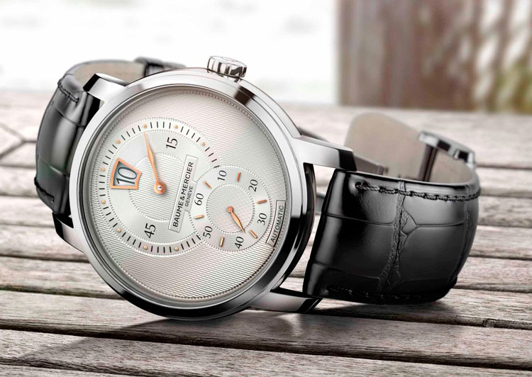 Швейцарские часы Baume & Mercier Classima Automatic Jumping Hour