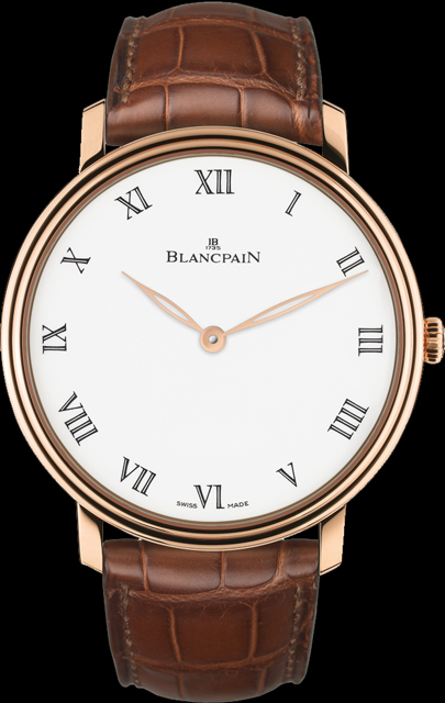 часы Blancpain Villeret Grande Decoration