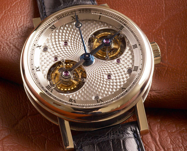 часы Breguet Double Tourbillon (ref. 5347PT/11/9ZU)