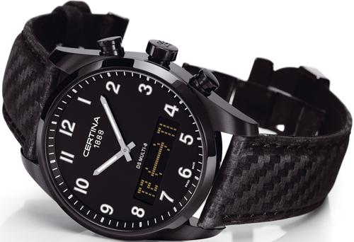 часы DS Multi-8 (Ref: C020.419.16.052.00)