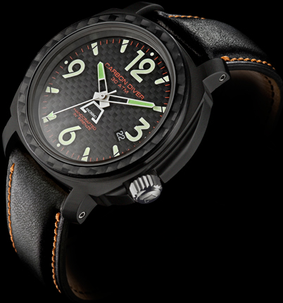 ���� Carbon Diver Drass