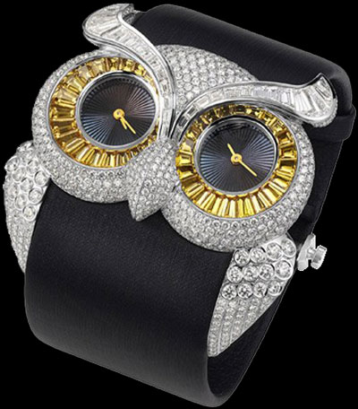 модель High Jewellery Owl