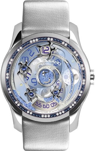 часы Continuity Sea Turtle Blue