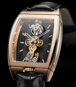 часы Golden Bridge Tourbillon