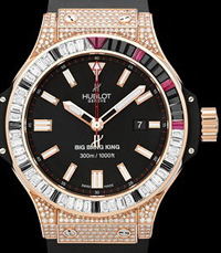 часы Hublot Big Bang Jewellery