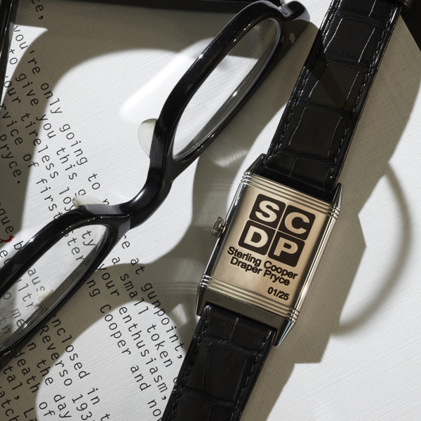 ����� �������������� ������ Grande Reverso Ultra-Thin Mad Men �� Jaeger-LeCoultre