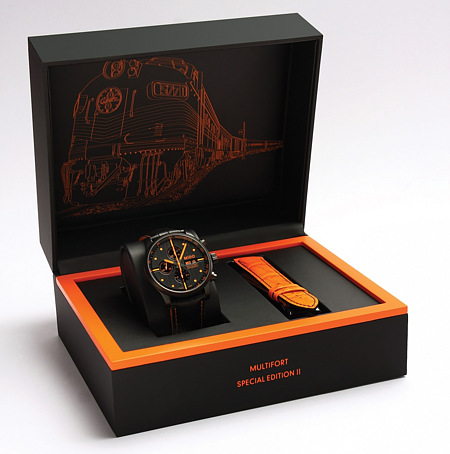 часы Mido Multifort Chrono Special Edition II