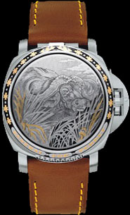 часы Special Edition 2007 Luminor Sealand for Purdey (ref. PAM00833)