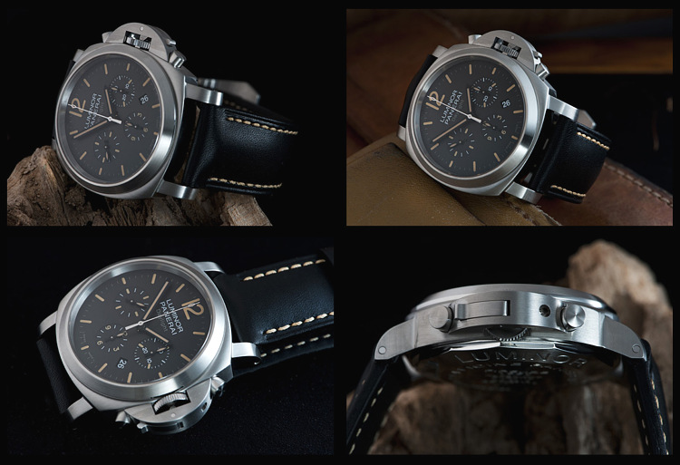 Luminor Chrono Daylight PAM 368
