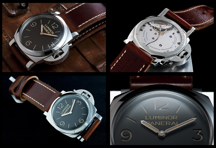 Luminor 1950 3 Days PAM 372