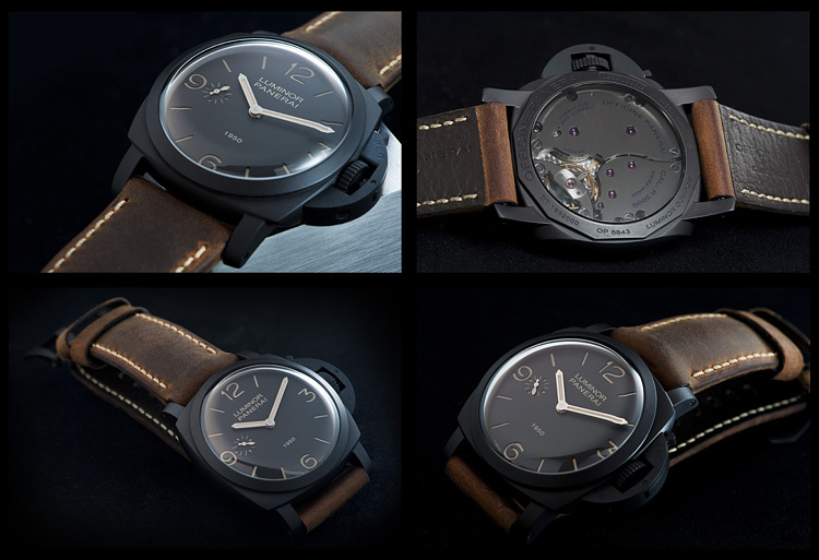 Luminor Composite 1950 3 Days PAM 375