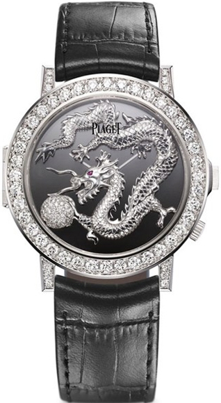 часы Piaget Dragon & Phoenix Altiplano Double Jeu