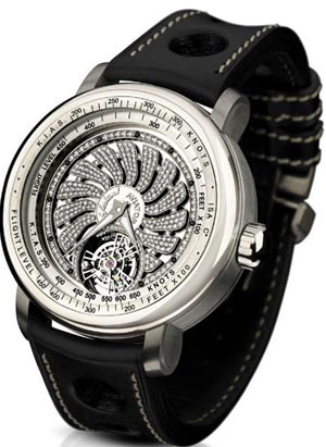 часы Aviator Ultimate Flying Tourbillon