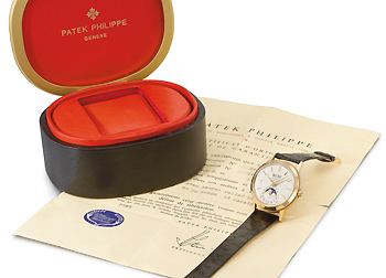Lot 88, Patek Philippe Reference 3448