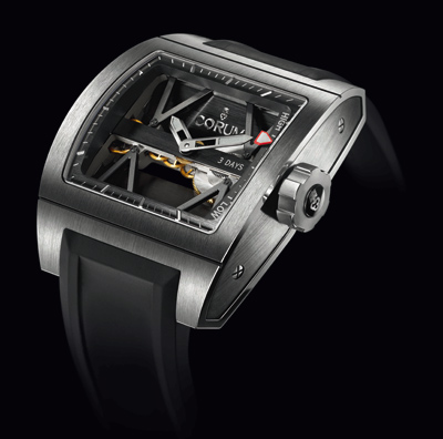 часы Ti-Bridge Power Reserve