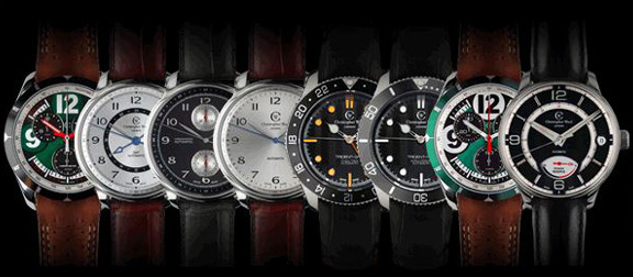 часы Christopher Ward
