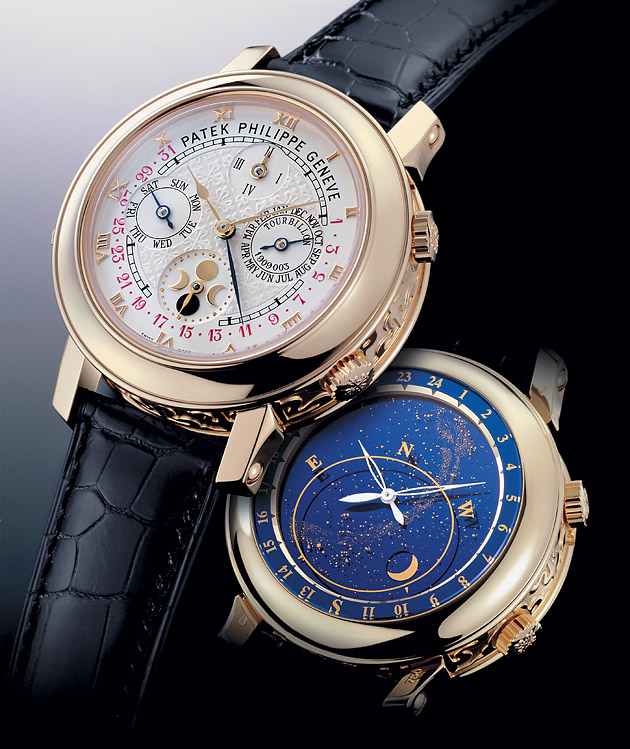 часы Sky Moon Tourbillon (ref. 5002)