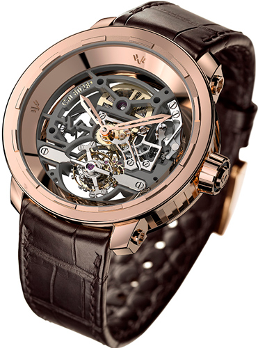 часы Twenty-8-Eight Skeleton Tourbillon (Ref. T8.TH.008)