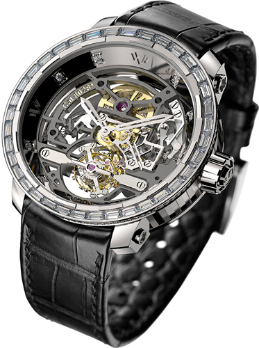 часы Twenty-8-Eight Skeleton Tourbillon (Ref. T8.TH.009)