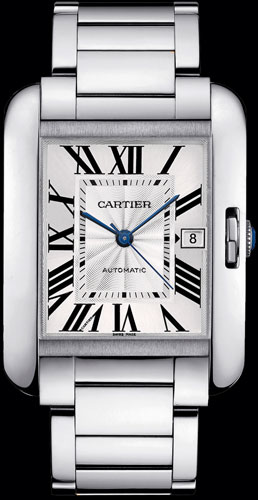 часы Cartier Tank Anglaise Large Model